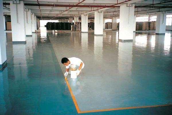 混凝土渗透剂地坪
